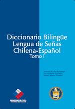 diccionario bilingue señas - Tomo I
